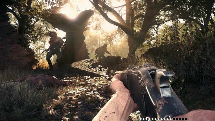 Hunt Showdown Now Available Via Steam Early Access