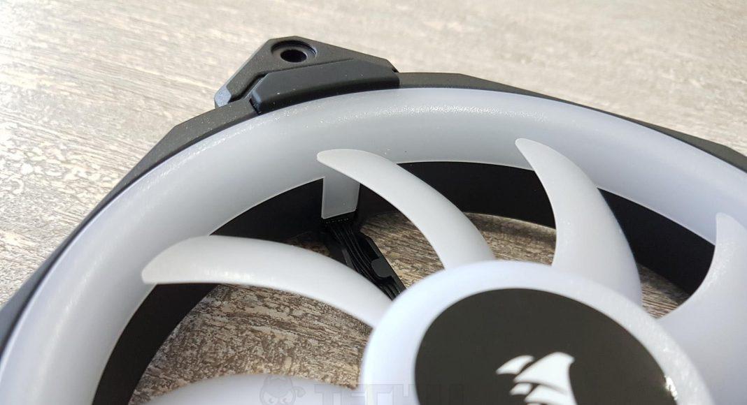 Corsair LL120 RGB LED Fans