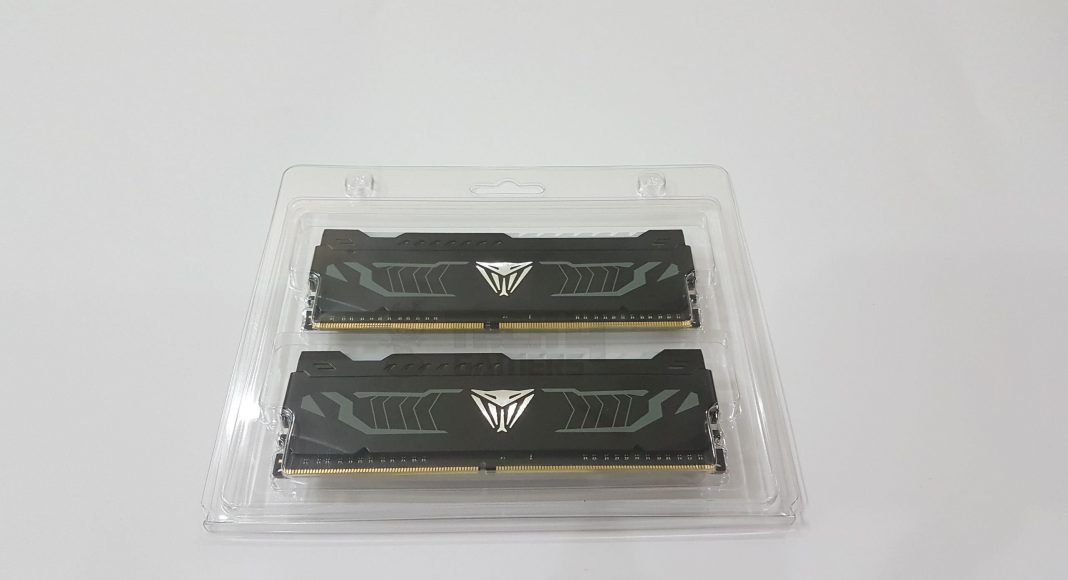 Patriot Viper White LED 16GB 3600MHz DDR4