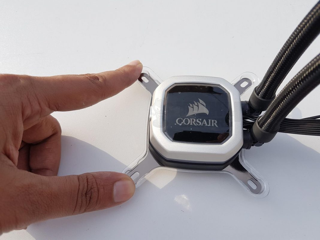 Corsair Hydro Series H150i Pro RGB Liquid CPU Cooler