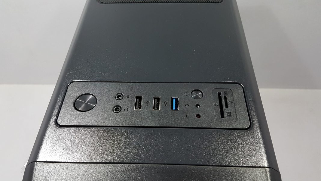 Aerocool PGS-V Cylon RGB Gaming Chassis
