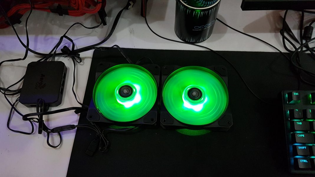 Aerocool P7-H1 RGB Controller Hub