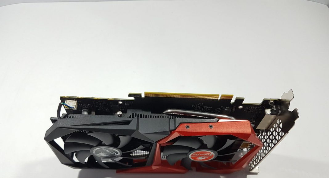 Colorful GeForce GTX 1050 NB 2G Graphics Card