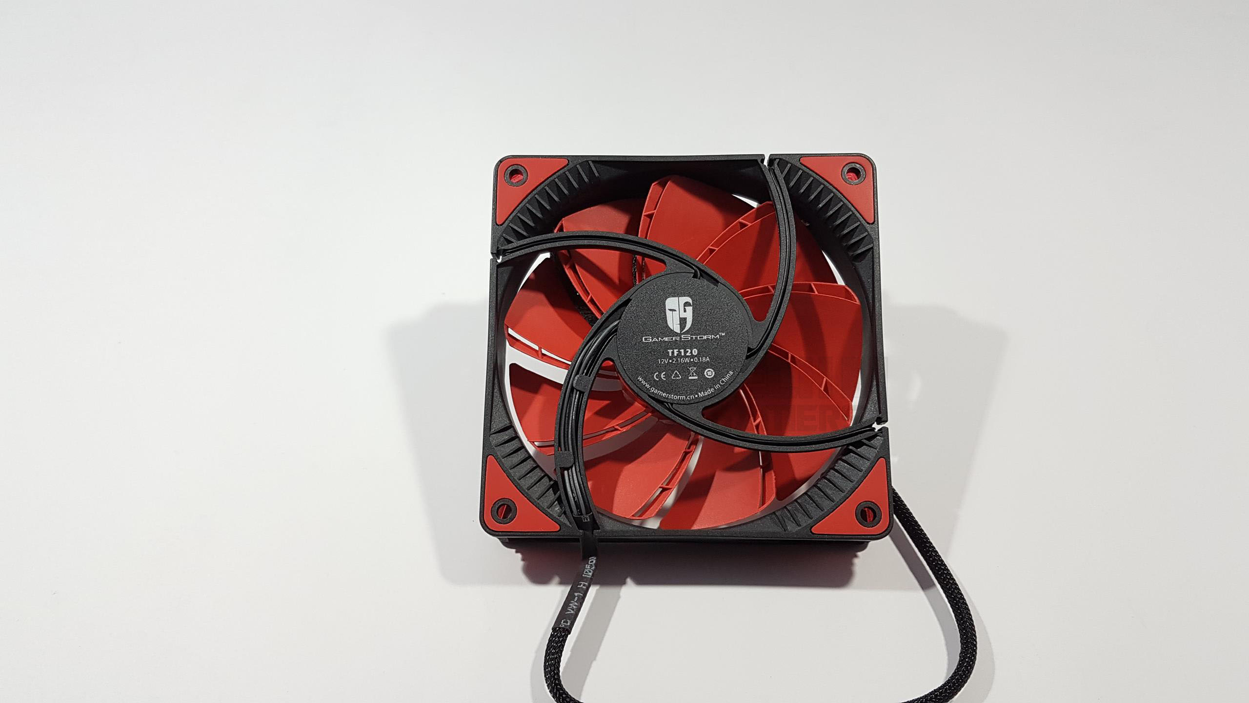 Deepcool Wiring Diagram Trusted Xfan 12cm Casing Fan Red Led Gamerstorm Tf120 Pc Case Fans Review Residential Diagrams