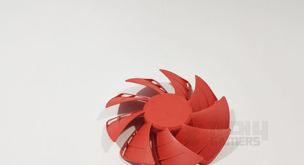 Deepcool GamerStorm TF120 Red PC Case Fans