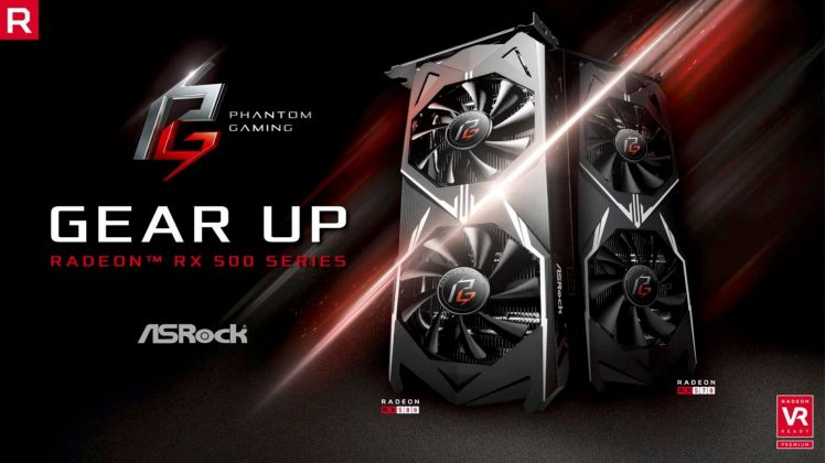 ASRock Phantom Gaming X and Phantom Gaming graphics cards