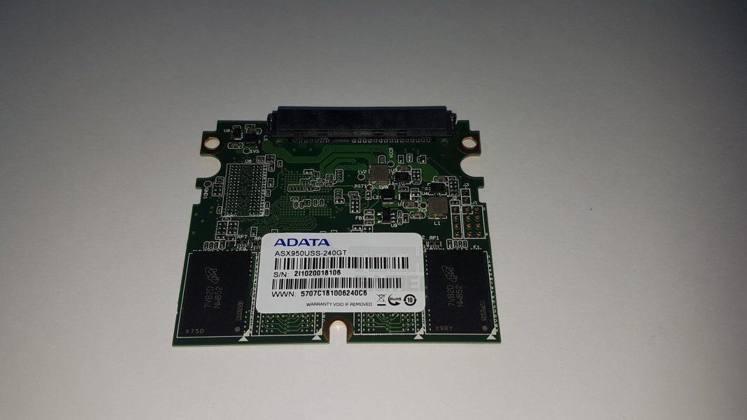 ADATA XPG SX950U 240GB SSD Review