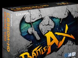 Battle Axe C.B360M-HD Deluxe