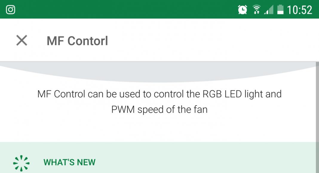 Deepcool GamerStorm MF120 RGB Fans