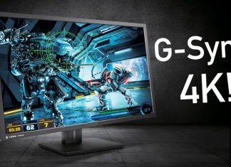 4K UHD NVIDIA G-sync Monitor
