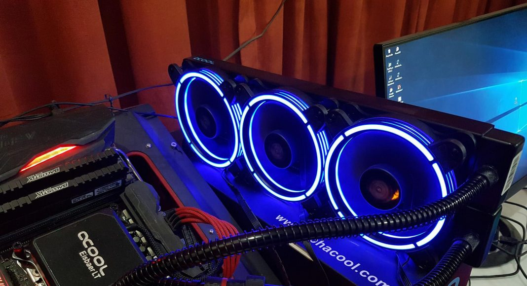 Enermax T.B RGB 12CM 3 Fans