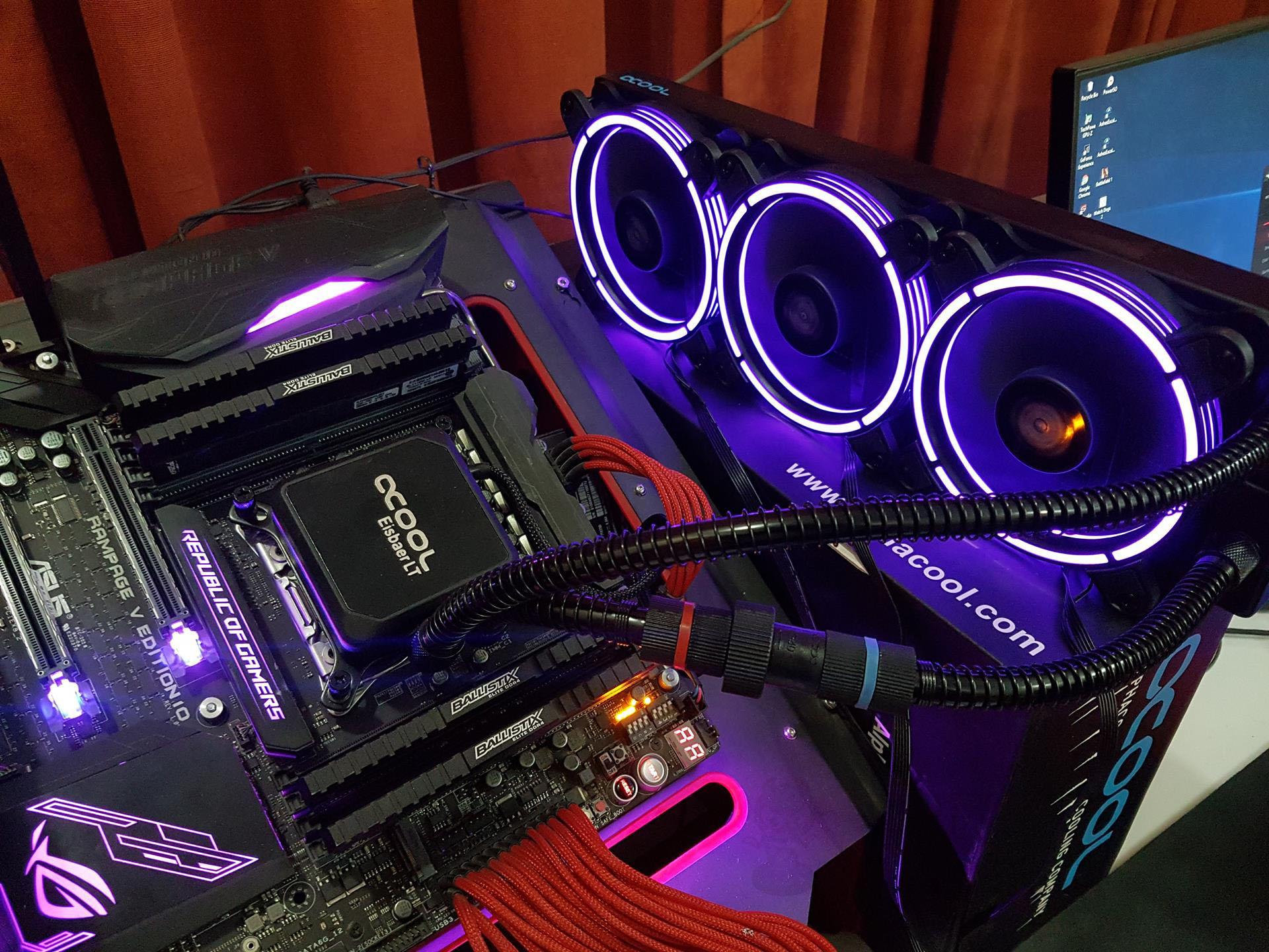 Enermax T B RGB 12CM 3 Fans Pack Review
