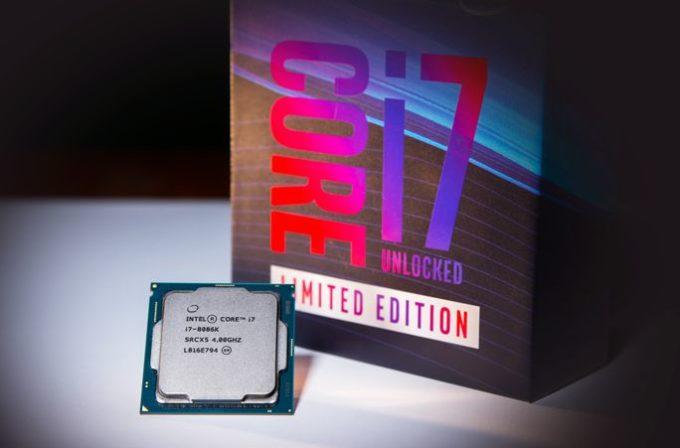 Core i7-8086k