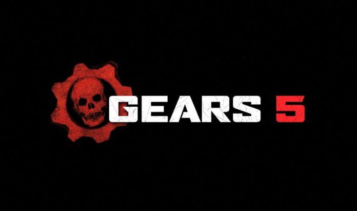 Gears of War 5 logo