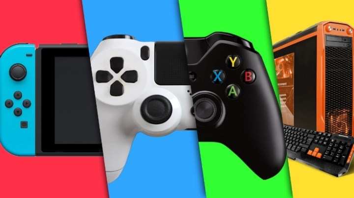 Here's a list of all cross-platform games, now that the ...