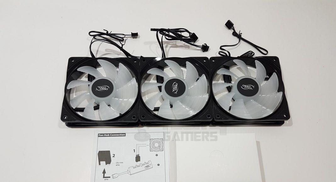 Deepcool CF120/140 RGB Fans Review