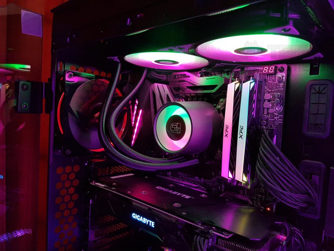 Deepcool CF120/140 RGB Fans Review