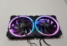 Aerocool Orbit RC Addressable RGB Fans