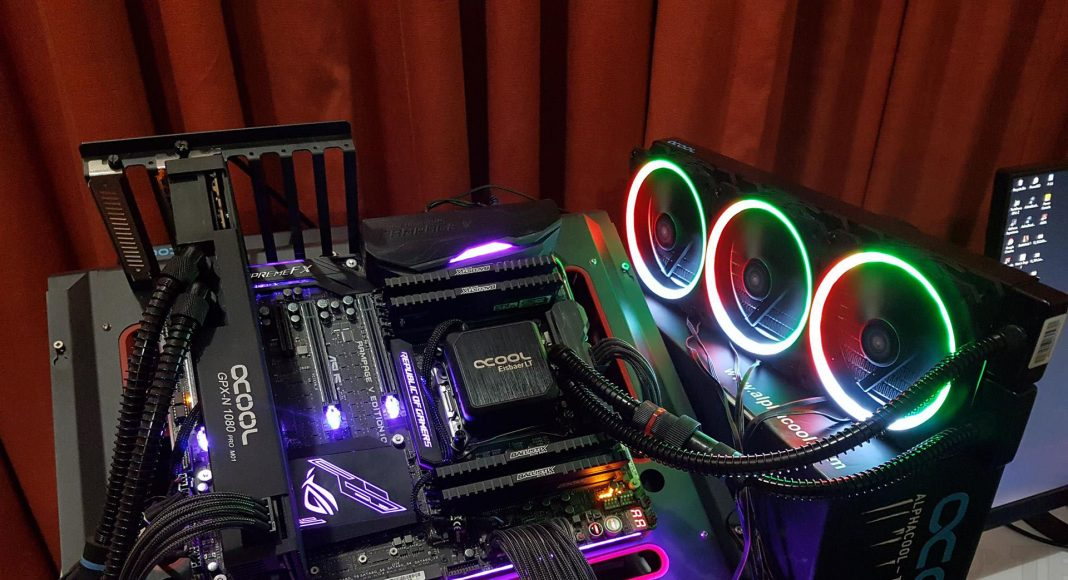 Aerocool Orbit RC Addressable RGB Fans