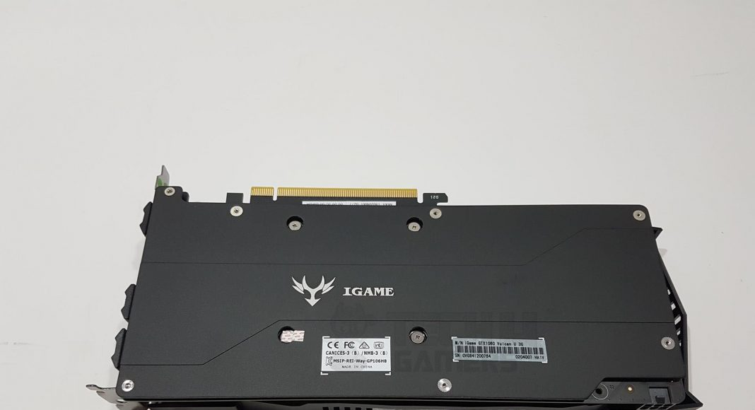 Colorful iGame GTX 1060 Vulcan 3G Graphics Card
