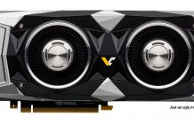Nvidia GeForce GTX 2080