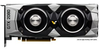 Nvidia GeForce GTX 2080