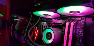 ADATA XPG SPECTRIX D41 16GB DDR4 RGB RAM