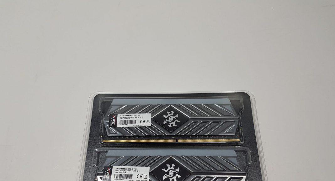 ADATA XPG SPECTRIX D41 16GB DDR4 RGB ADATA XPG SPECTRIX D41 16GB DDR4 RGB