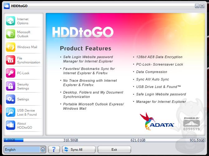 ADATA HD710 Pro USB External Hard Drive 1TB Review