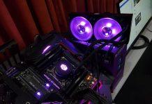 Cooler Master MasterLiquid Lite ML240L RGB CPU Cooler