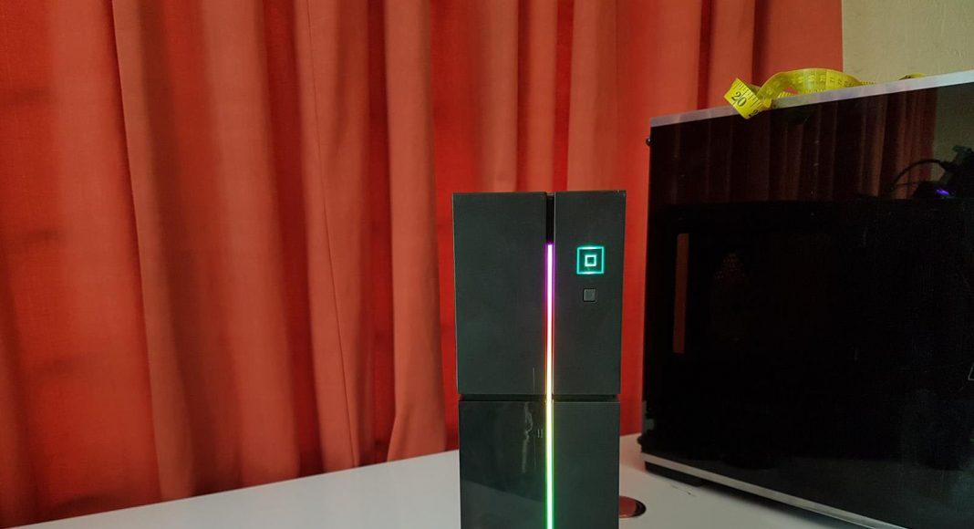 Aerocool PGS-Q Playa Slim RGB