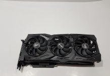 Asus Strix GeForce RTX 2080 O8G
