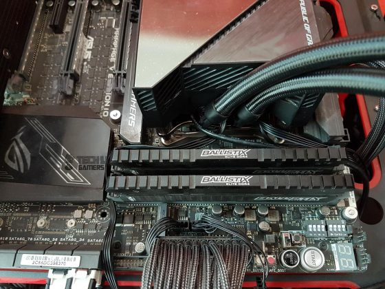 Asus ROG Ryujin 360 CPU Liquid Cooler Review