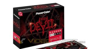 PowerColor Radeon RX 590 Red Devil Smiles for Camera; Details