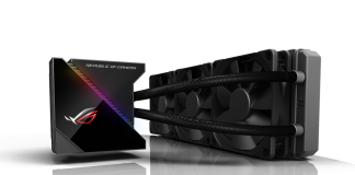 Asus ROG Ryujin 360 CPU Liquid Cooler Review