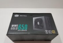 Cooler Master MWE GOLD 650W Fully Modular PSU