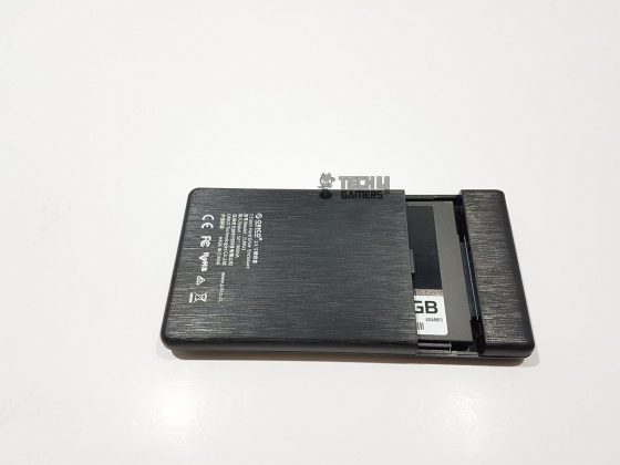 "ORICO 2.5"" SATA USB 3.0 Hard Drive Enclosure 2198U3 Review"