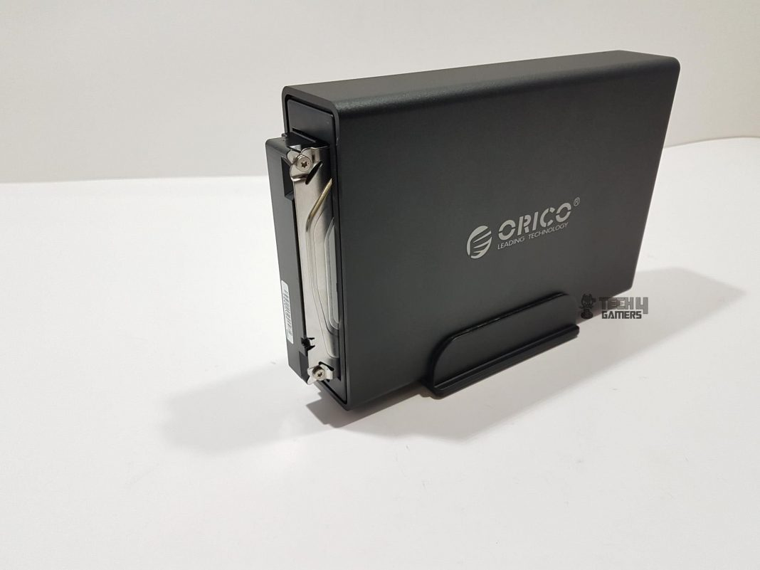 "ORICO 3.5"" HDD Drive Enclosure NS100C3"