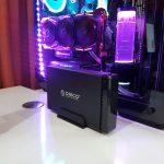 "ORICO 3.5"" HDD Drive Enclosure NS100C3"