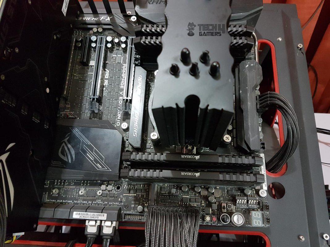 Aerocool Verkho 5 Dark CPU Air Cooler Review
