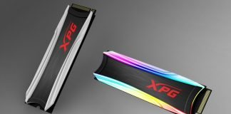 adata RGB m.2 SSD