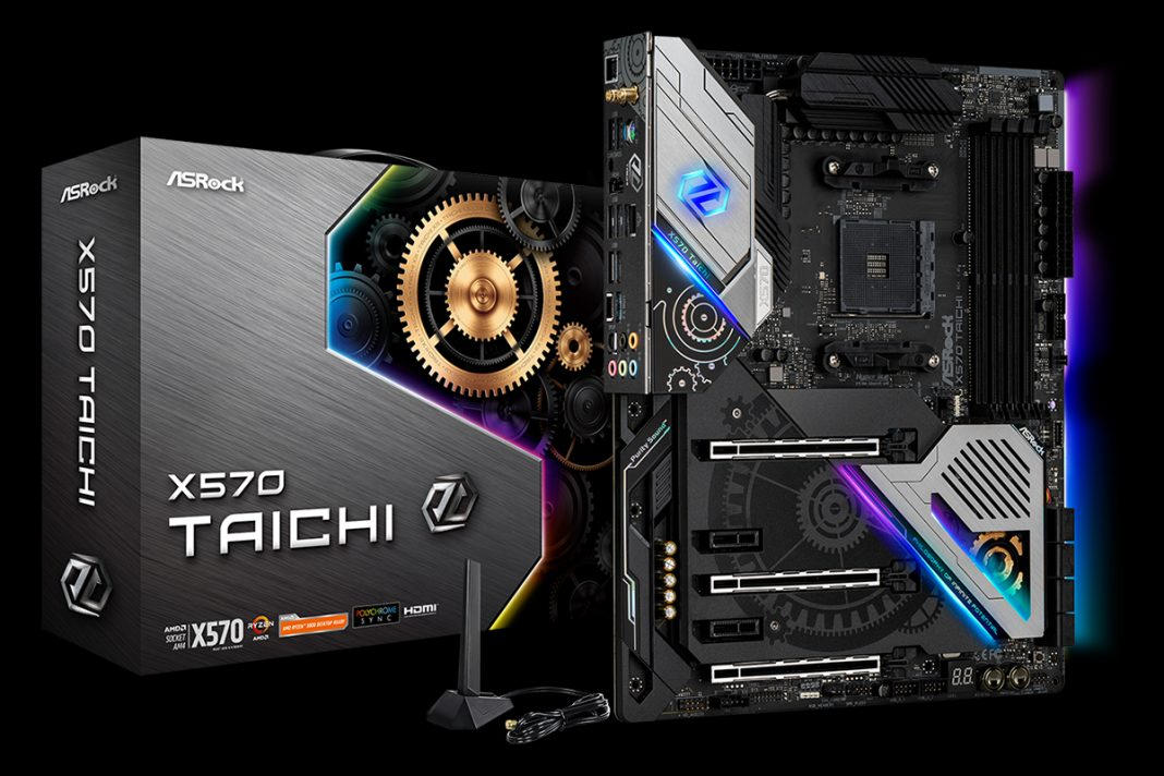 ASArock AMD X570 chipset