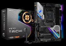 ASArock AMD X570 chipset