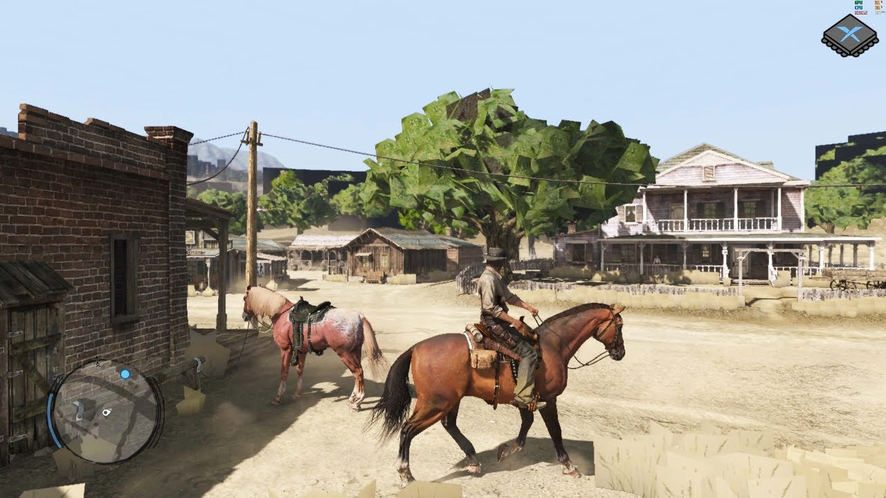 Red Dead Redemption is now also playable on the Xbox 360