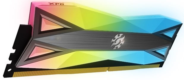ADATA XPG new RGB DDR4 RAM for CES 2019