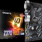 Gigabyte Ultra Durable Z370 HD3