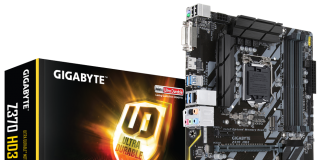 Gigabyte Ultra Durable Z370 HD3