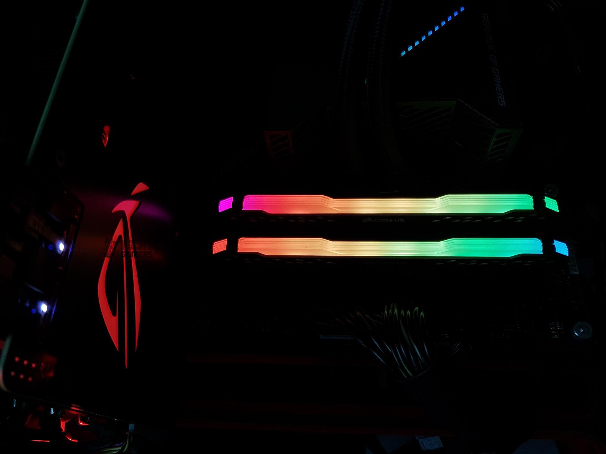 Corsair Vengeance RGB Pro 16GB @ 3200MHz Kit Review