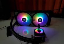 Deepcool Captain 240 Pro CPU Liquid Cooler Review