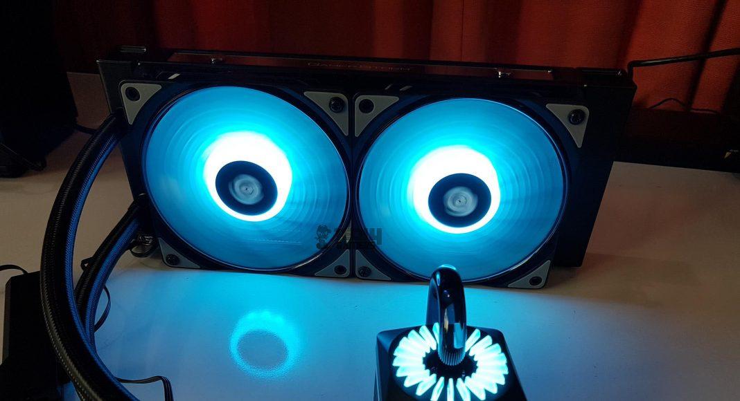 Deepcool Captain 240 Pro CPU Liquid Cooler Review